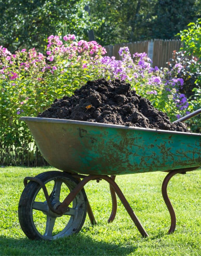 Tačke organski kompost Šamp-kompost